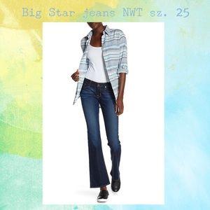 Big Star Jeans NWT sz. 25R